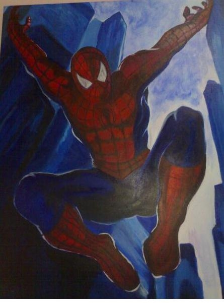 Spider-Man by lilith